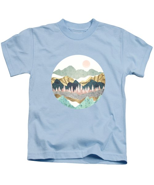 Summer Vista Kids T-Shirt