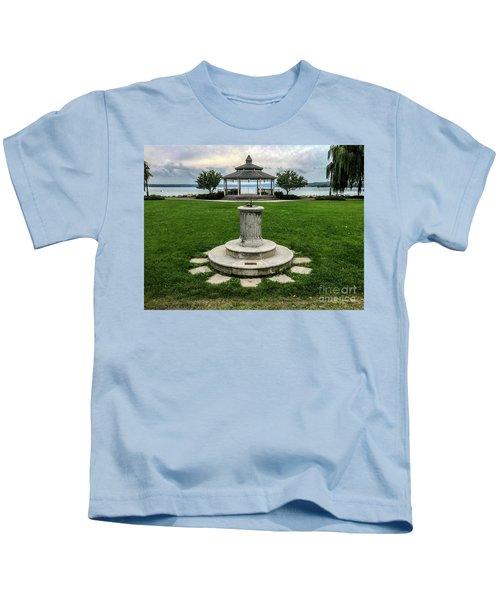 Summer's Break Kids T-Shirt