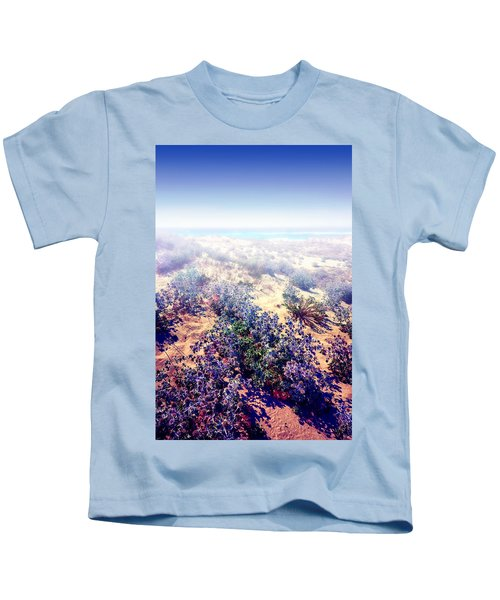 Sun And Wind Kids T-Shirt