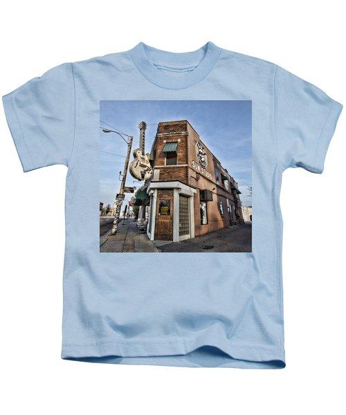 Sun Studio - Memphis #1 Kids T-Shirt
