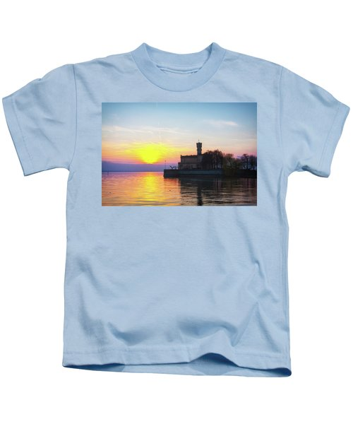 Sunset Colors Kids T-Shirt