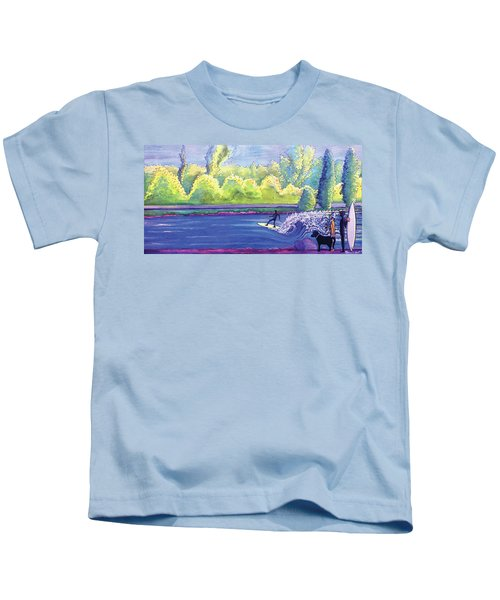 Surf Colorado Kids T-Shirt