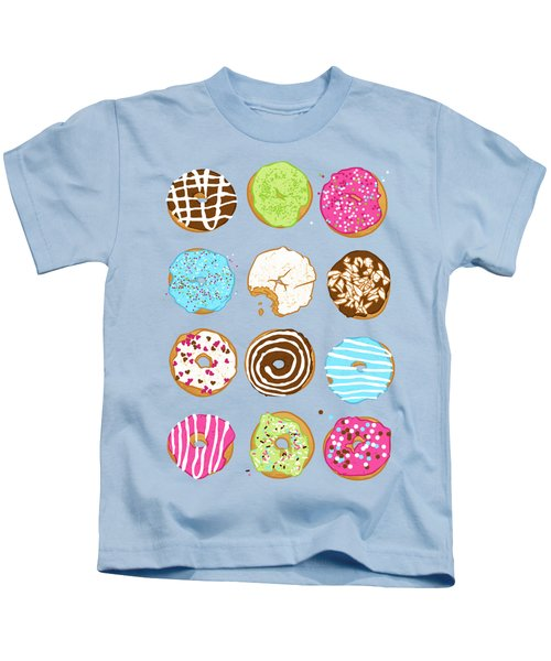 Sweet Donuts Kids T-Shirt