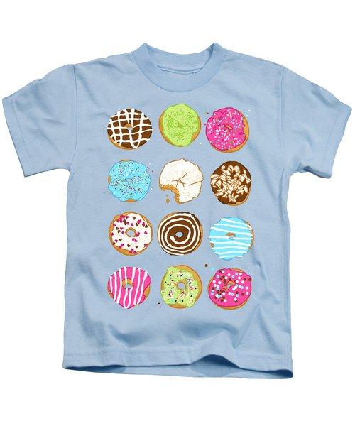 Sweet Donuts Kids T-Shirt