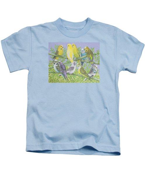 Sweet Talking Kids T-Shirt by Pat Scott