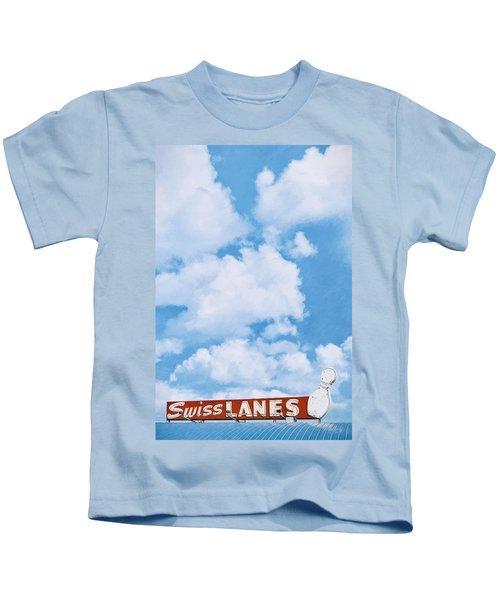 Swiss Lanes Kids T-Shirt