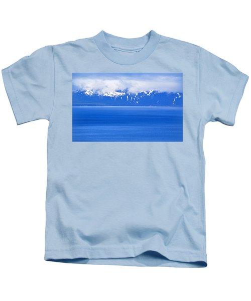 Tahoe Blue Kids T-Shirt