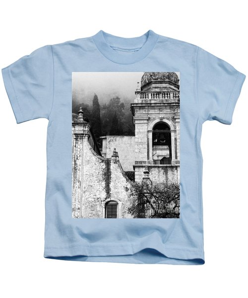 Taormina Church Detail Kids T-Shirt
