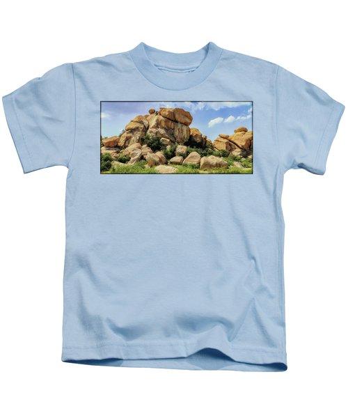 Texas Canyon Kids T-Shirt