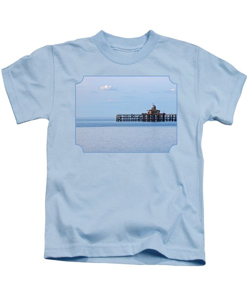 The Abandoned Pier Kids T-Shirt