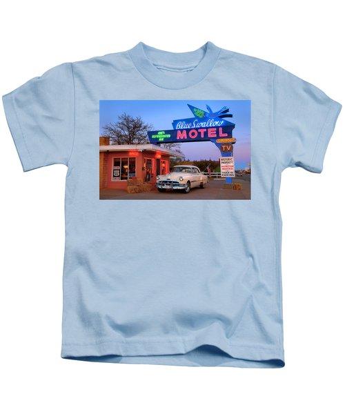 The Blue Swallow Kids T-Shirt