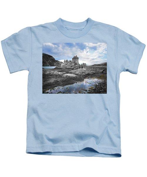 The Bridge Of Our Past Kids T-Shirt