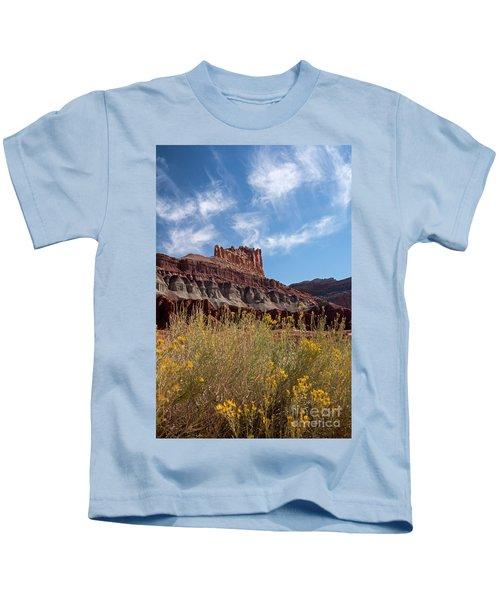 The Castle Capital Reef Kids T-Shirt