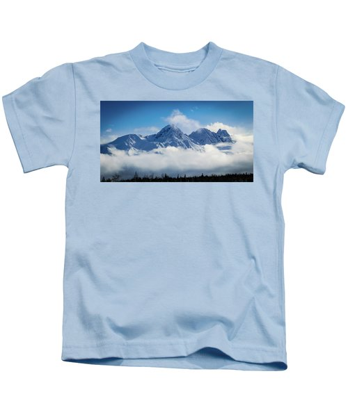 The Chugachs Kids T-Shirt