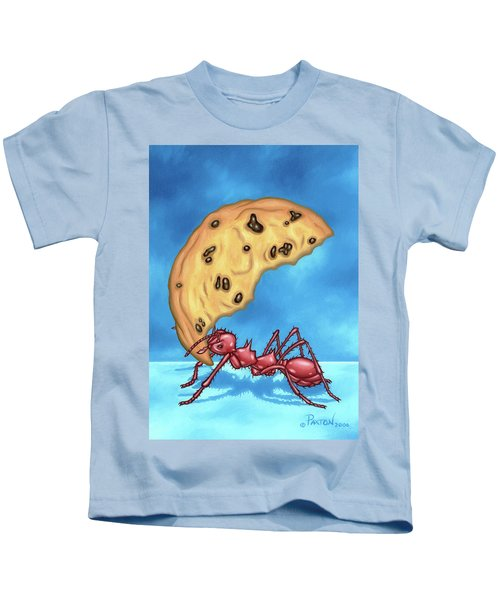 The Cookie Cutter Ant Kids T-Shirt