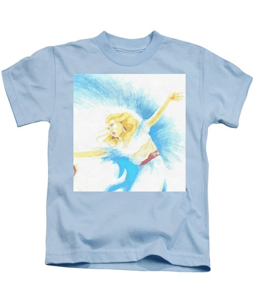 The Dancer Kids T-Shirt