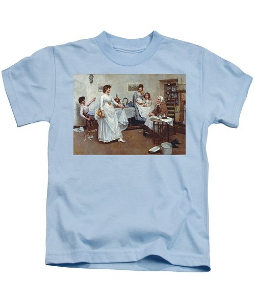 The Dress Rehearsal Kids T-Shirt