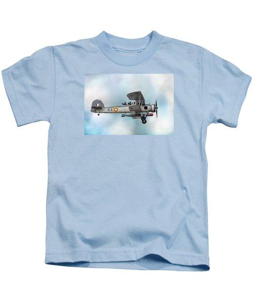 The Fairey Swordfish Kids T-Shirt