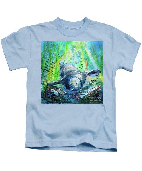 The Good Life Kids T-Shirt