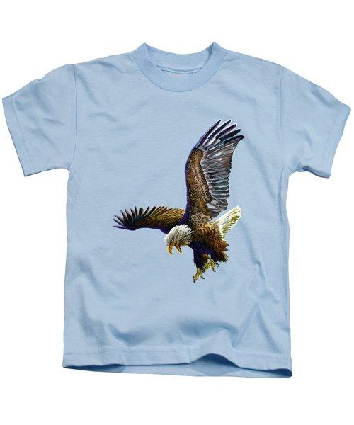 The Grand Master Kids T-Shirt by Anthony Mwangi