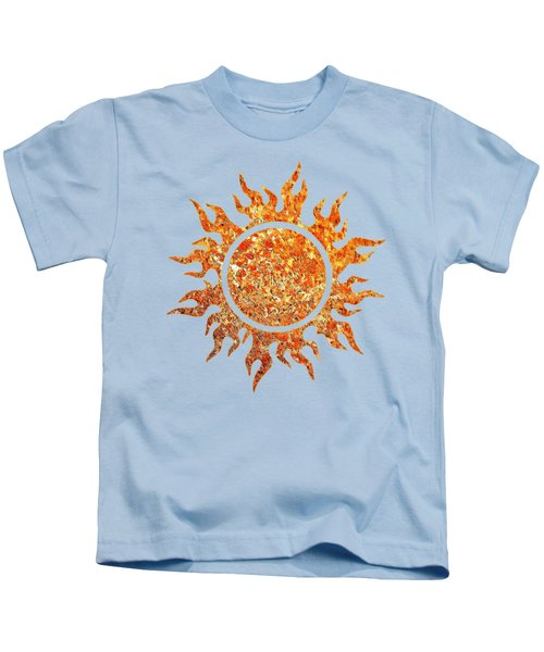 The Great Ball Of Fire Kids T-Shirt