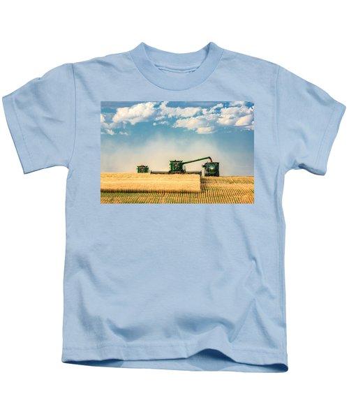 The Green Machines Kids T-Shirt