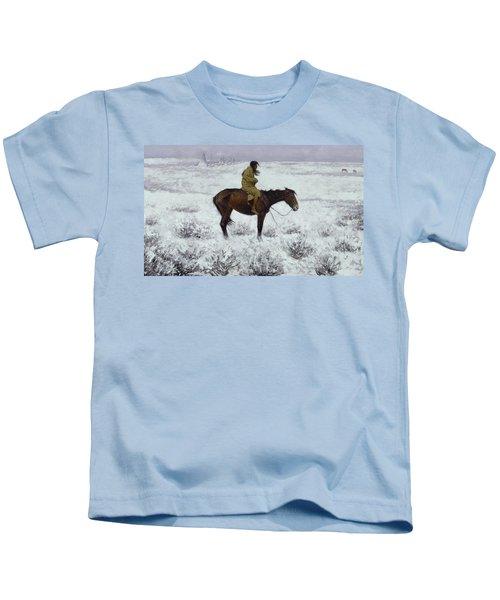 The Herd Boy Kids T-Shirt