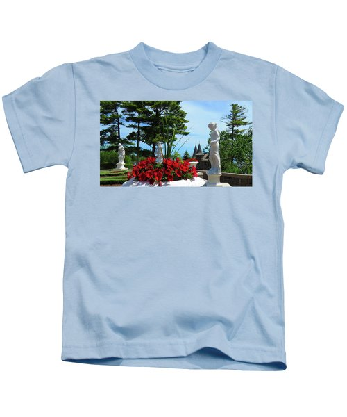 The Italian Garden Kids T-Shirt
