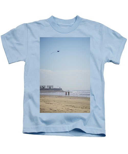 The Kite Fliers Kids T-Shirt