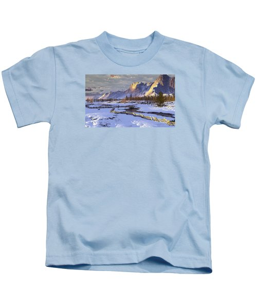 The Life Of Snow Kids T-Shirt