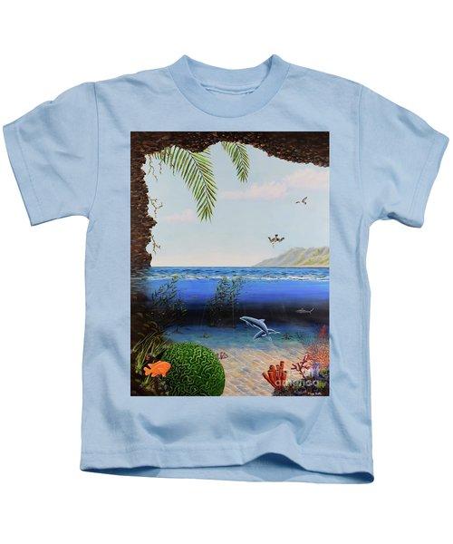 The Living Ocean Kids T-Shirt