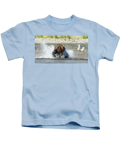 The Lunge Kids T-Shirt