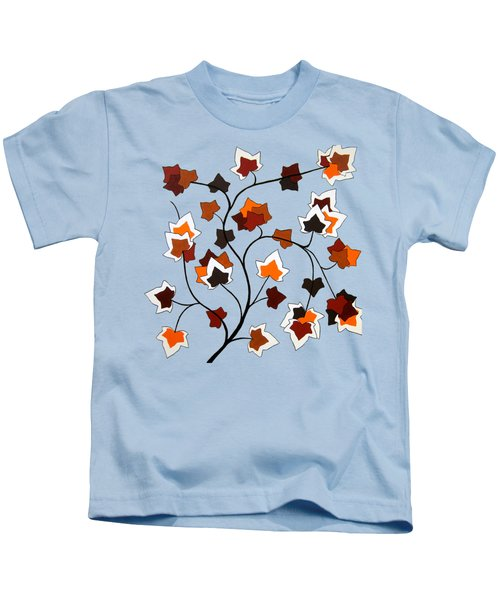 The Magnolia House Rules Remix Kids T-Shirt by Oliver Johnston