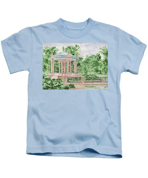 The Muny At Forest Park Kids T-Shirt