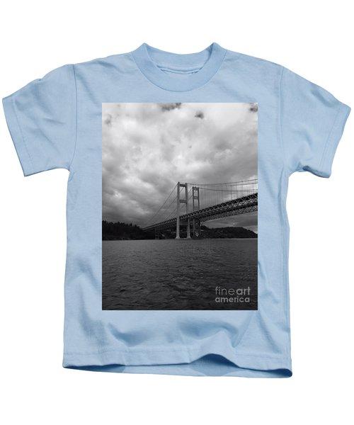 The Narrows Bridge Kids T-Shirt