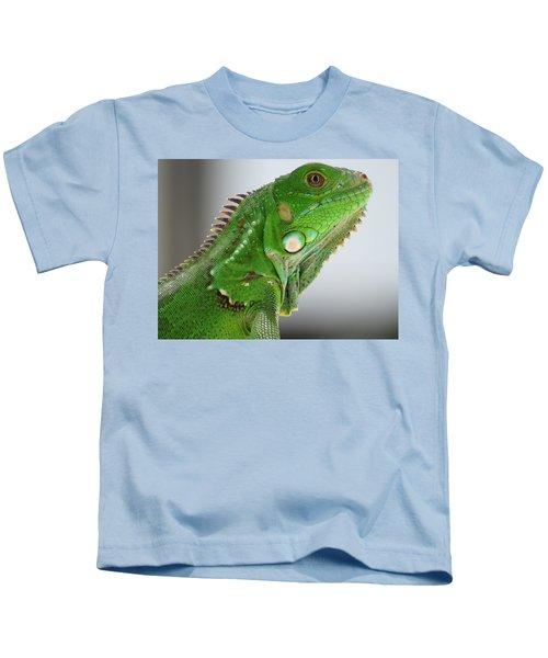 The Omnivorous Lizard Kids T-Shirt