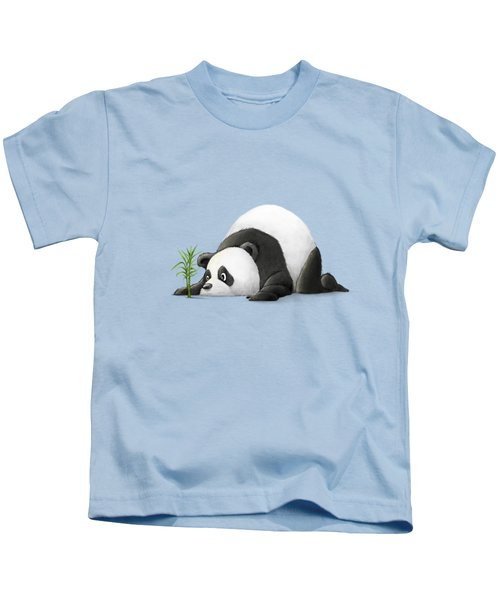 The Patient Panda Kids T-Shirt