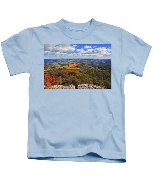 The Pinnacle On Pa At Kids T-Shirt