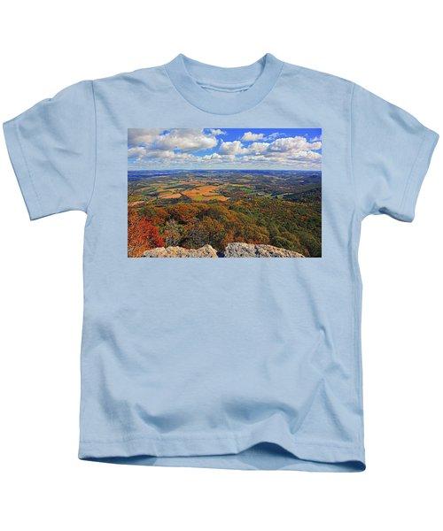 The Pinnacle On Pa At Kids T-Shirt