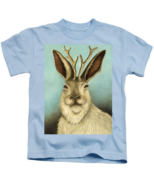 The Real Jackalope Kids T-Shirt