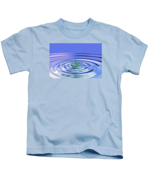 The Ripple Effect Kids T-Shirt