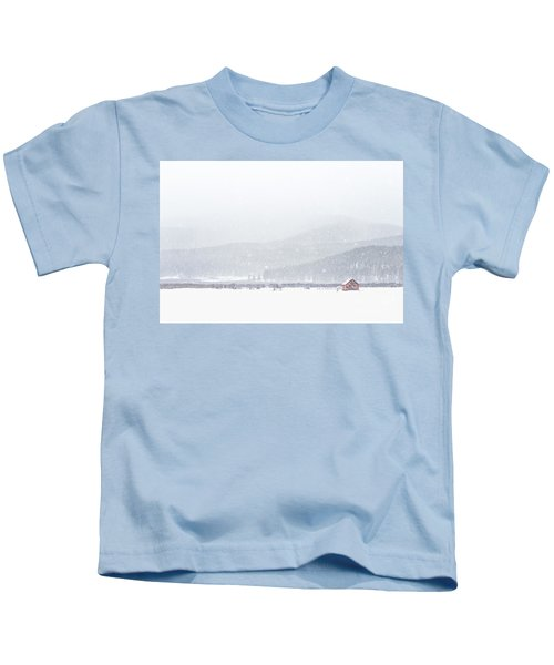 The Rise Of Winter Kids T-Shirt