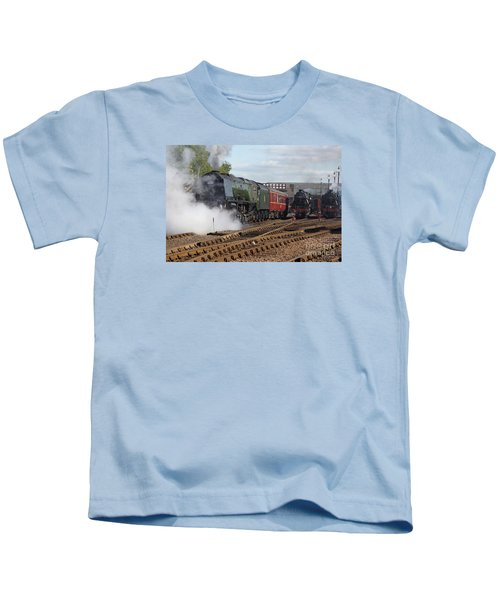 The Steam Railway Kids T-Shirt