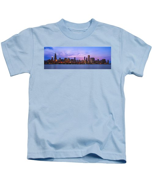 The Windy City Kids T-Shirt by Scott Norris