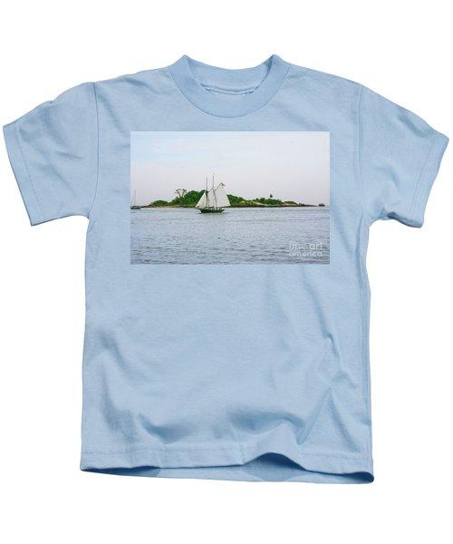 Thomas E. Lannon Cruising Kids T-Shirt