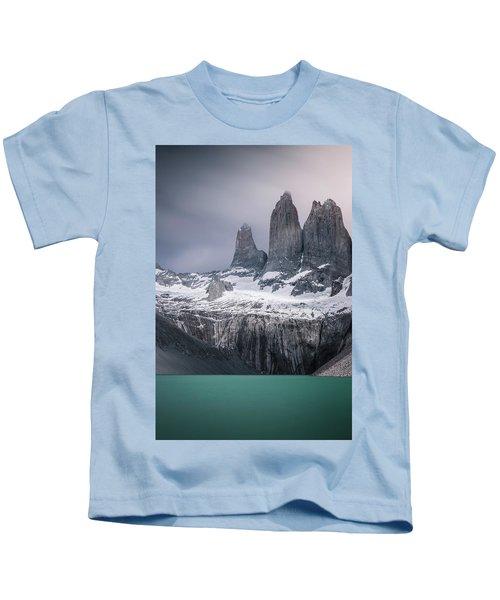 Three Giants Kids T-Shirt