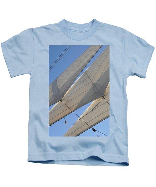 Three Sails Kids T-Shirt