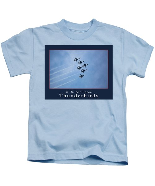 Thunderbirds Kids T-Shirt