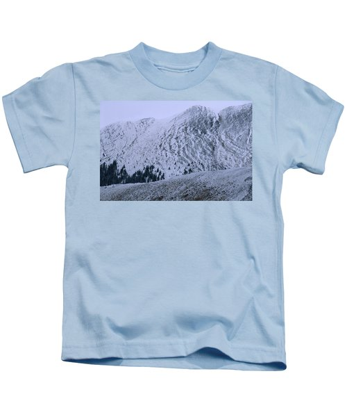 Timberline - Sangre De Christo Range Kids T-Shirt