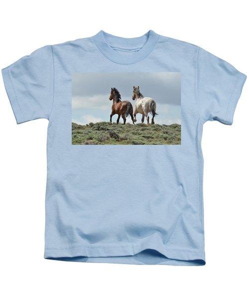Too Beautiful Kids T-Shirt